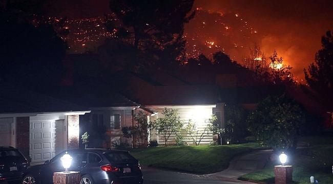 California Yanıyor: 9 Ölü