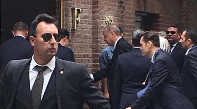 Cumhurbaşkanı Erdoğan Arjantin'de