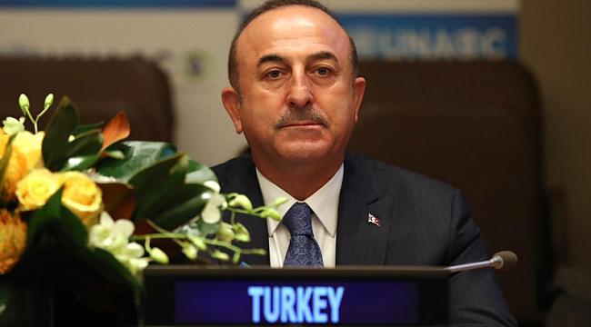 Dışişleri Bakanı Çavuşoğlu'ndan Birlik Mesajı