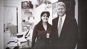 Monica Lewinsky'nin Belgeselinin Yaptılar