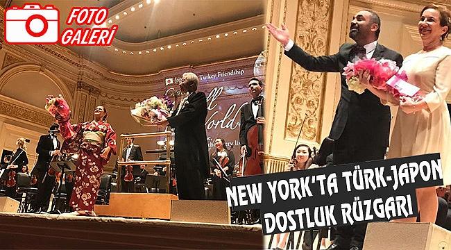 New York'ta Türk ve Japon Sanatçılardan Konser