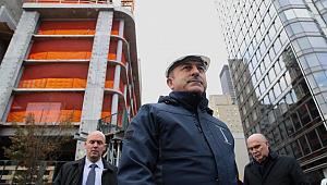 New York Türk Evi Yükseliyor