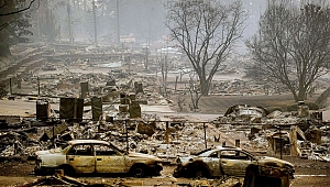Relentless California wildfires leave 82 dead, almost 700 unaccounted for