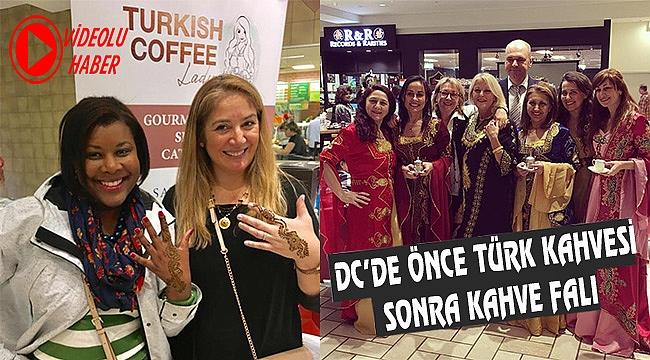 Turkish Coffee Lady ile Amerika'da Türk Rüzgarı