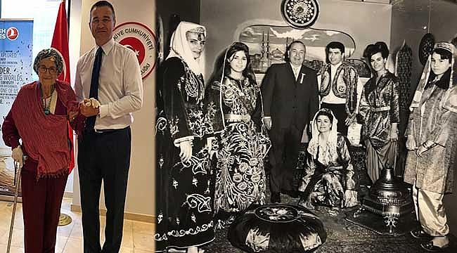 Amerika'daki Eski Türkler: Safa Mediha Süleyman