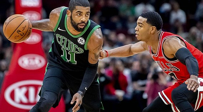 Boston Celtics'ten Chicago Bulls'a tarihi hezimet