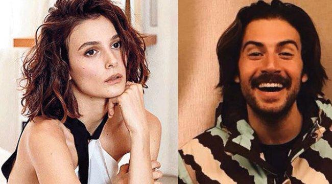 Büşra Develi'ye müzisyen sevgili
