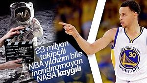 Curry: ABD'nin Ay'a gittiğine inanmıyorum