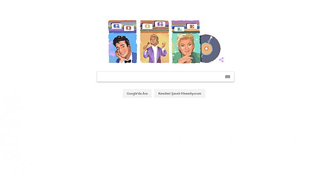Google Zeki Müren'i Unutmadı