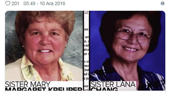 Hırsız Rahibelerin Las Vegas Kaçamağı