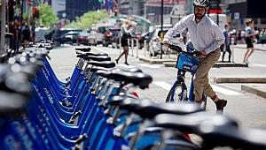 New York Ulaşımına Bisikletli Çözüm