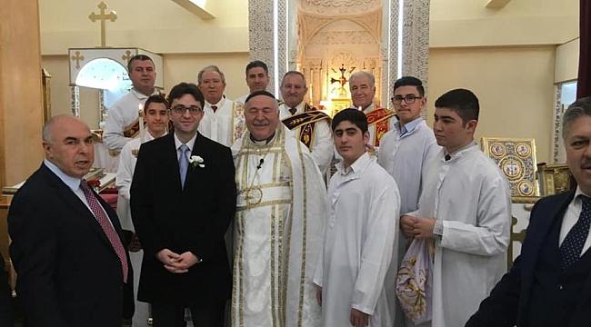 NY Başkonsolosu Aktaş'tan Süryani Cemaatine Ziyaret