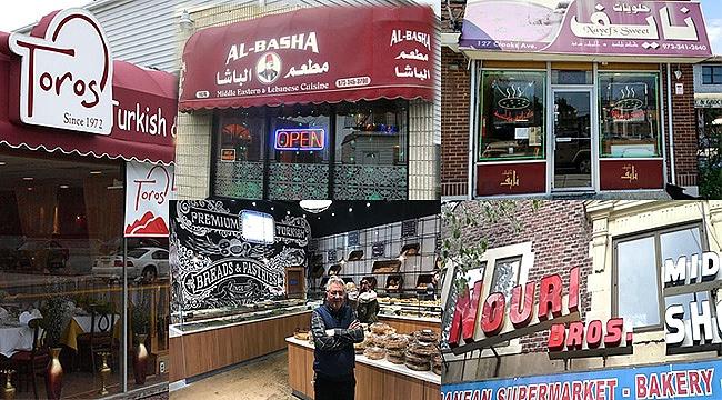 Paterson'ın Lezzet Sofraları Müslümanların Elinde