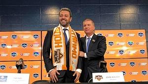 THY, Houston Dynamo'a Sponsor Oluyor