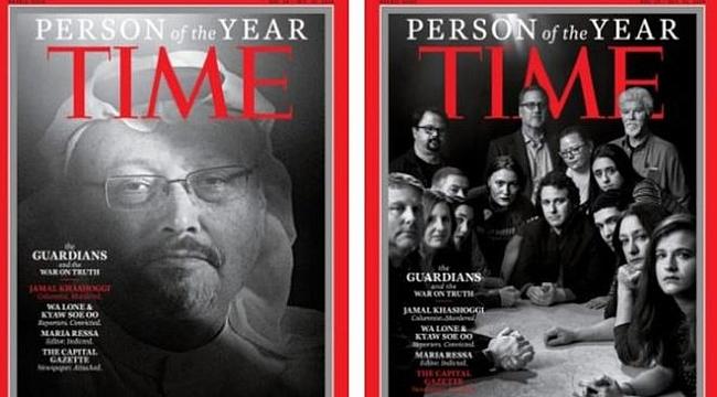 Time: Yılın Kişisi Cemal Kaşıkçı