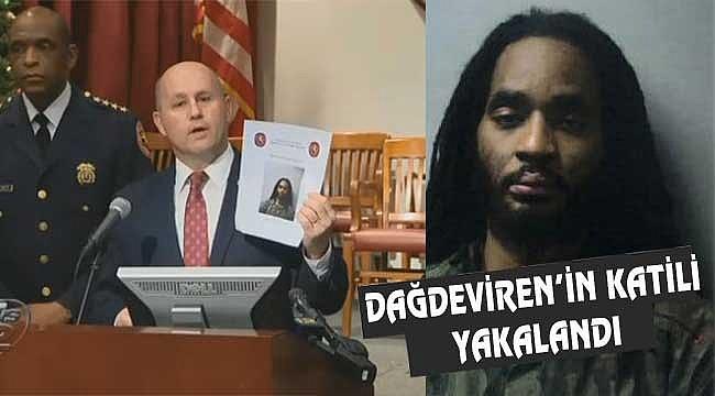 Cemal Dağdeviren'in Katili Yakalandı