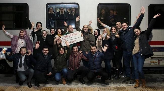 Hamdi Ulukaya'nın Girişim Ekibi Kars'ta