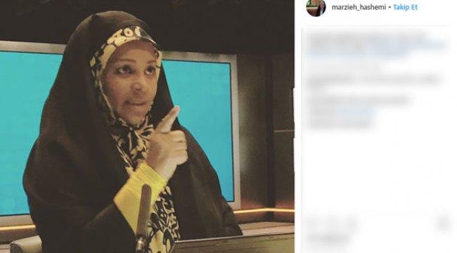 İranlı spiker ABD'de gözaltına alındı