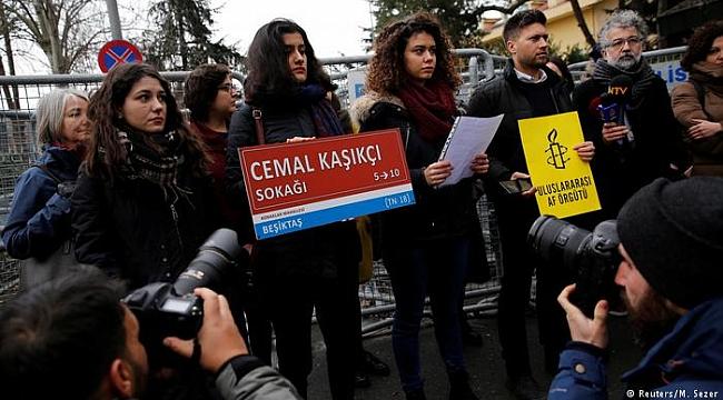 Kaşıkçı cinayetinin 100. gününde uluslararası Çağrı