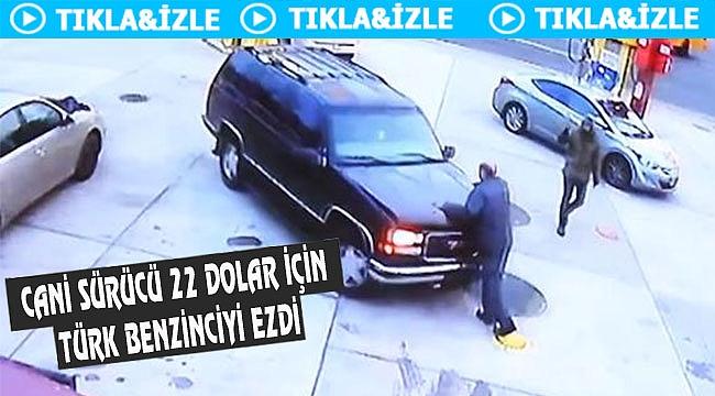 Long Island'ta Türk Benzinci 22 dolar için öldürüldü