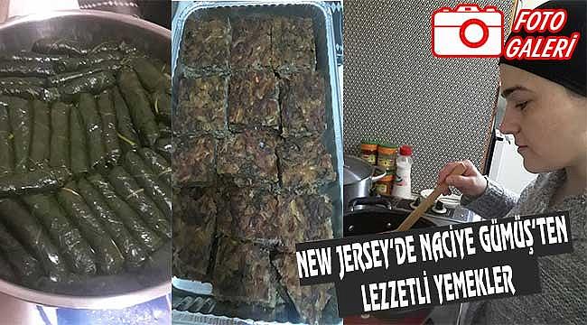 Naciye'nin Lezzetleri New Jersey'de