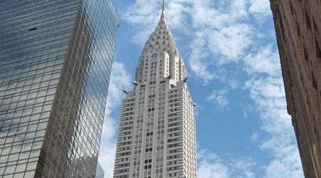 New York'taki Chrysler Binası Satışa Çıktı