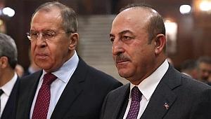 Son dakika | Bakan Çavuşoğlu ile Lavrov görüştü