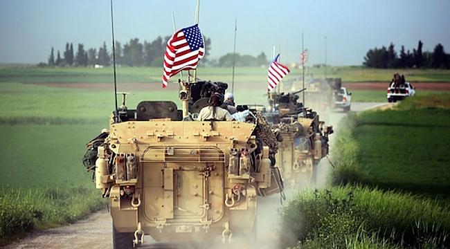 Suriye'de ABD Konvoyuna Saldırı