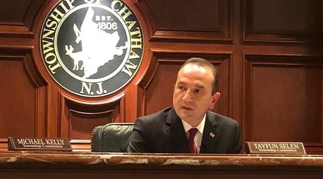 Tayfun Selen ABD'nin İlk Türk Belediye Başkanı