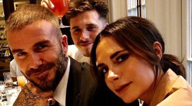 Victoria Beckham'dan boşanma iddiasına cevap