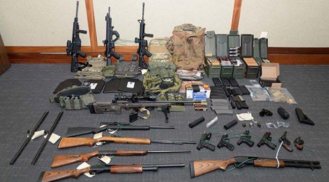 ABD'li subay saldırı planlarken tutuklandı