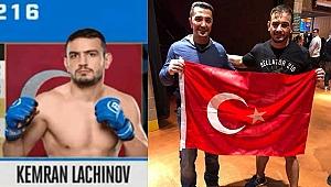 Amerika'da Türk'ün Gururu: Camron Lachinov