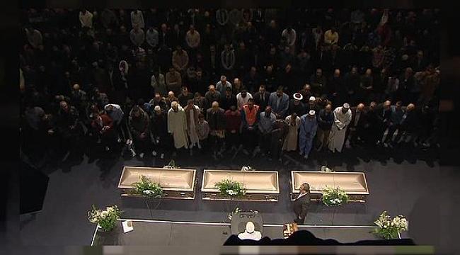 Camide 6 Müslümanı Öldürmüştü...