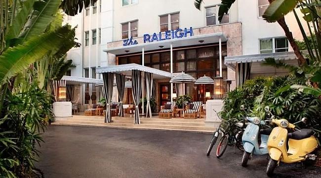 Ferit Şahenk Miami'deki Otelini Sattı