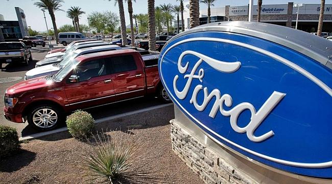 Ford 1,5 Milyon Kamyoneti Geri Çağırdı