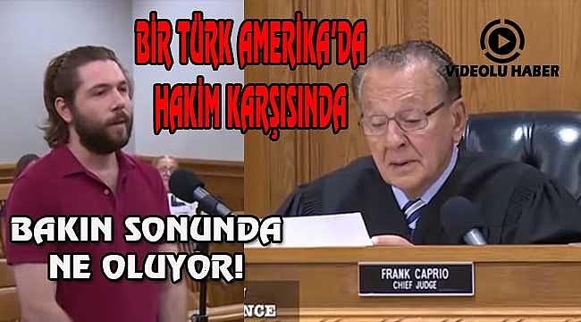 Frank Caprio'nun Karşısına Çıkan Türk