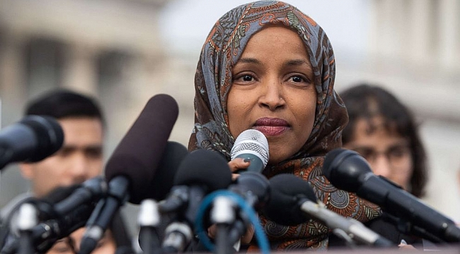 Ilhan Omar apologizes after Democratic leaders condemn 'anti-Semitic comments' on Twitter