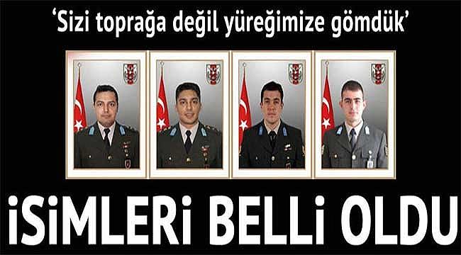 İstanbul'da Helikopter Kazası: 4 Şehit