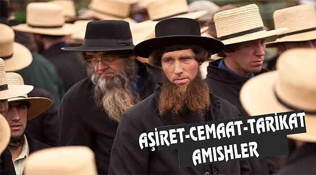 Kars'tan Pensilvanya'ya Yerleşen Amishler...
