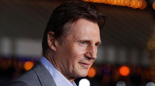 Liam Neeson ırkçılıkla suçlanıyor