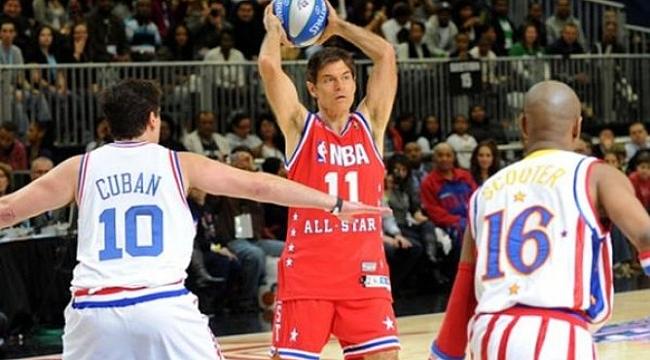 Mehmet Öz, NBA All Star Maçında...
