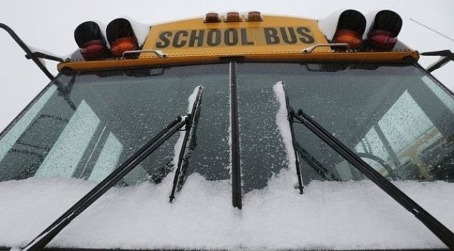 N.J. school closures, delayed openings for Monday from first of 2 winter storms