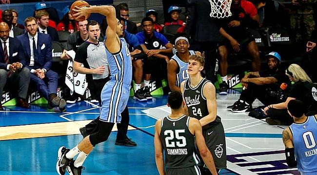 NBA All Star 2019 Başladı