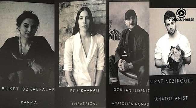 New York'ta Türk Moda Rüzgarı