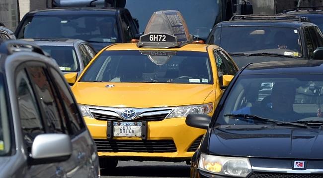 New York'ta Uber-Taksici Krizi