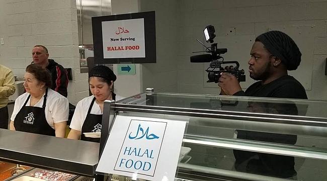 Paterson'da 2 Lisede Helal Food