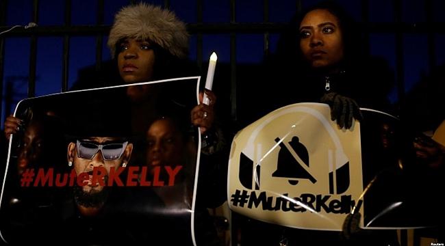 R.Kelly'e 10 ayrı Cinsel Taciz Suçlaması