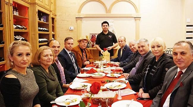 TADF Amerikalı Türkleri Dinliyor
