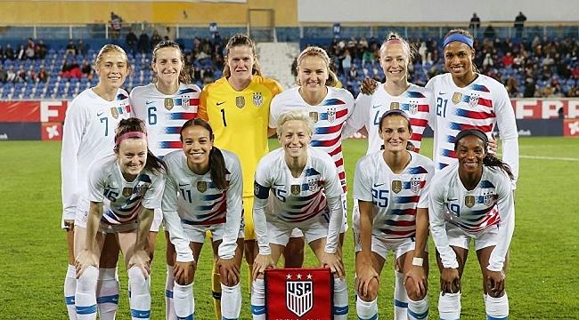 ABD'li Kadın Futbolculardan Dava