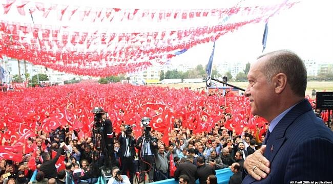Erdoğan: 'Bunların Tek İttifakı Ezan ve Bayrak Düşmanlığı'